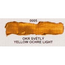 Umton olejová barva okr světlý 20 ml