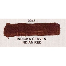 Umton olejová barva indická červeň 20 ml