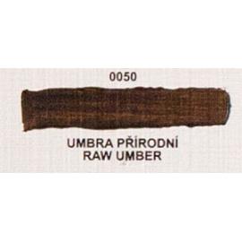 Umton olejová barva umbra přírodní 20 ml