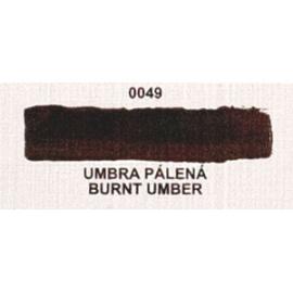 Umton olejová barva umbra pálená 20 ml