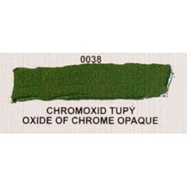 Umton olejová barva chromoxid tupý 20 ml