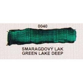 Umton olejová barva smaragdový lak 20 ml