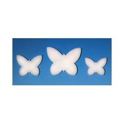 Forma na relief - motýli