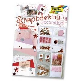 Scrapbook set láska
