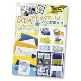 Scrapbook set dovolená