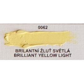 Umton olejová barva brilantní žluť světlá 60 ml