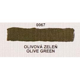 Umton olejová barva olivová zeleň 60 ml