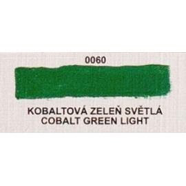 Umton olejová barva kobaltová zeleň světlá  60 ml