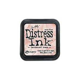 Distress Ink - Tattered Rose