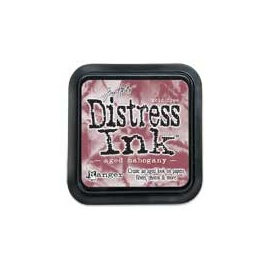Distress Ink - Aged mahagony