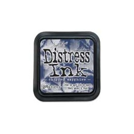 Distress Ink - Chippe Sapphire