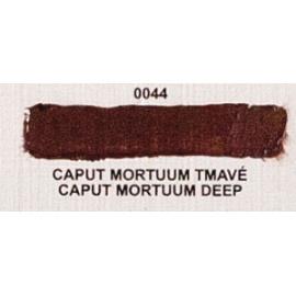 Umton olejová barva caput mortuum tmavé  20 ml