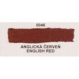 Umton olejová barva anglická červeň 20 ml