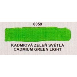 Umton olejová barva kadmiová zeleň světlá 20 ml