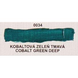 Umton olejová barva kobaltová zeleň tmavá 20 ml
