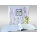 Album pro scrapbook - kvety