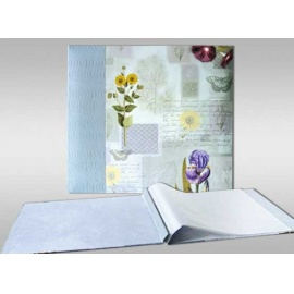 Album pro scrapbook - botanical