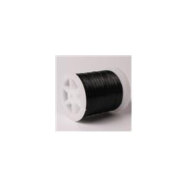 Lakovaný měděný drátek 0,3 mm/50 m černý