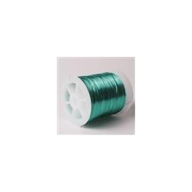 Lakovaný měděný drátek 0,3 mm/50 m tyrkys