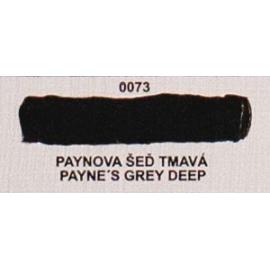 Umton olejová barva Paynova šeď tmavá  60 ml