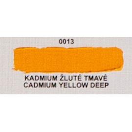 Umton olejová barva kadmium žluté tmavé 60 ml
