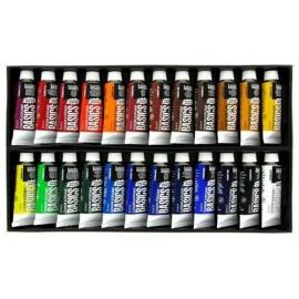 Sada akrylových barev liqutex Basic 24*22ml