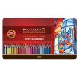 Souprava pastelek polycolor 72 ks