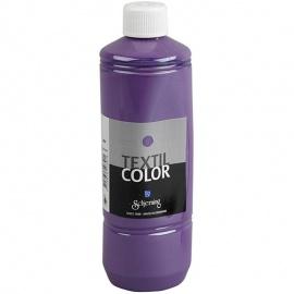 Barva na textil 500 ml - levandulová