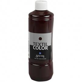 Barva na textil 500 ml - baklažánová