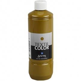 Barva na textil 500 ml - olivová světlá