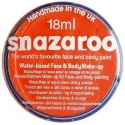 Barva na obličej sada Snazaroo oranžová