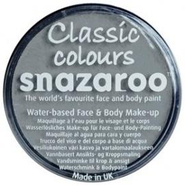 Barva na obličej sada Snazaroo šedá