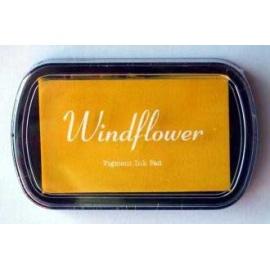 Pigmentový polštářek Windflover -žlutý