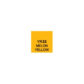 Touch marker YR33 - mellon yellow