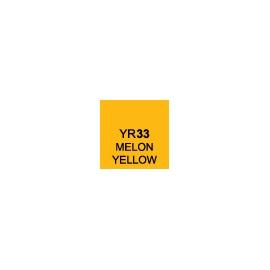 Touch marker YR33 - mellon yellow