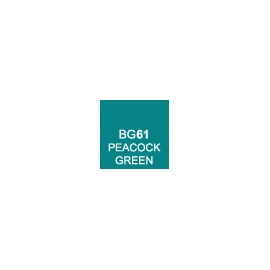Touch marker BG61 - peacook green