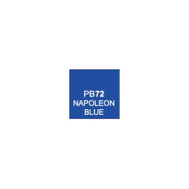 Touch marker PB72 - napoleon blue