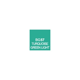 Touch marker BG57 - Turquise green light