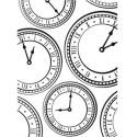 Embossová kapsa hodiny
