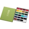 Gansai Tambi 24 - sada akvarelových barev