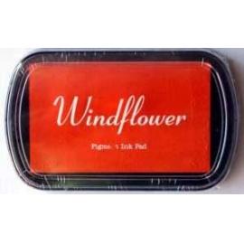 Pigmentový polštářek  Windflover - oranžový