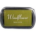 Pigmentový polštářek Windflover - žlutozelená