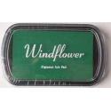 Pigmentový polštářek  Windflover - světle zelená