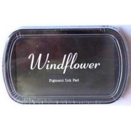 Pigmentový polštářek  Windflover - hnědá