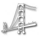 Vyřezávací šablona most